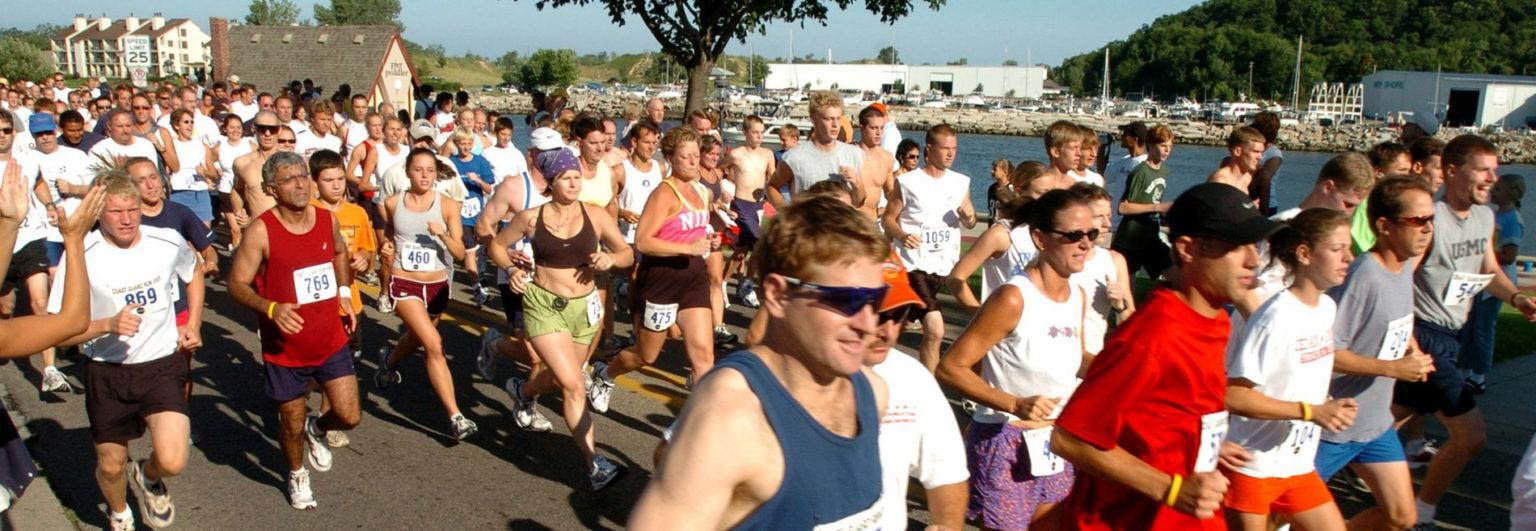 Tri-Cities YMCA Coast Guard Festival Run