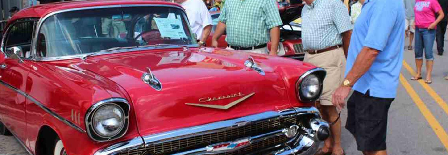 Cruise-in Car Show